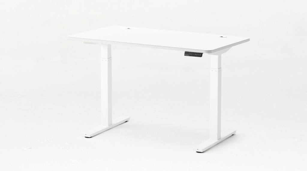 White top and frame Smart Desk 2 from Autonomous