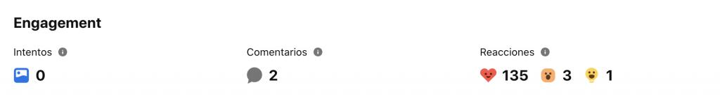 Engagement de video pin hasta el 02/27/2021